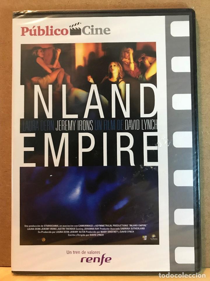 INLAND EMPIRE - CON LAURA DERN Y JEREMY IRONS - DIR. DAVID LYNCH - SIN DESPRECINTAR (Cine - Películas - DVD)