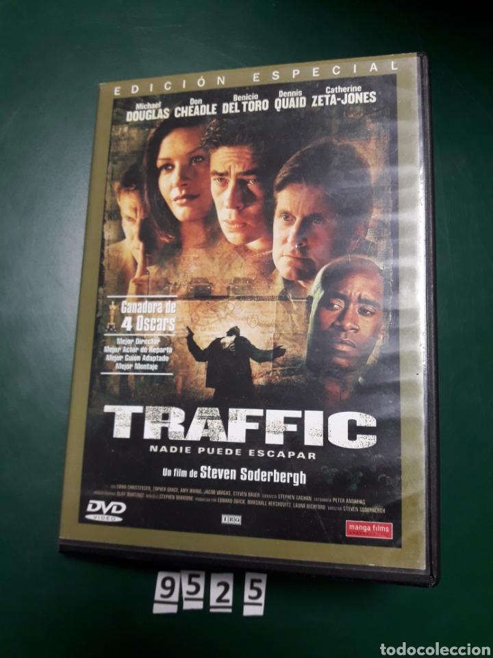 TRAFFIC ( DVD SEGUNDAMANO ) (Cine - Películas - DVD)