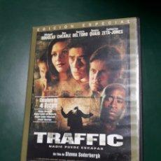 Cine: TRAFFIC ( DVD SEGUNDAMANO ). Lote 111699330