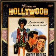 Cine: EL MAYOR Y LA MENOR DVD (BILLY WILDER) UNA DELICIOSA HISTORIA DEL MAESTRO DEL HUMOR HECHO ARTE. Lote 111722735