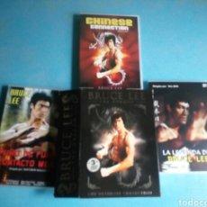 Cine: COLECCIÓN BRUCE LEE-THE DRAGON ,3 DVDS NUEVOS. Lote 111740464
