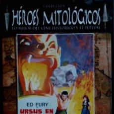 Cine: URSUS EN LA TIERRA DE FUEGO. ED FURY. DVD. Lote 111765419