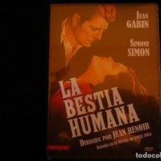 Cine: LA BESTIA HUMANA - DVD NUEVO PRECINTADO. Lote 111777451