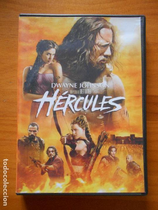 DVD HERCULES - DWAYNE JOHNSON (9E) (Cine - Películas - DVD)