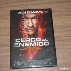 Cine: CERCO AL ENEMIGO DVD VAN DAMME NUEVA PRECINTADA. Lote 205588136