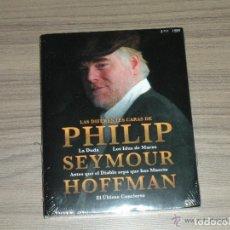 Cine: PAK PHILIP SEYMOUR HOFFMAN 4 BLU-RAY DISC LA DUDA - IDUS MARZO - DIABLO MUERTO ETC... PRECINTADO. Lote 213605835