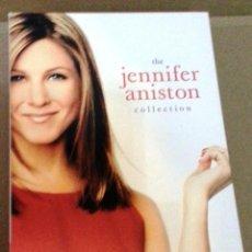 Cine: COLECCION 5 DVDS JENNIFER ANISTON. Lote 111917639