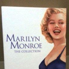Cine: COLECCION 7 DVD MARILYN MONROE. Lote 111917855