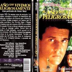 Cine: EL AÑO QUE VIVIMOS PELIGROSAMENTE. Lote 112012847