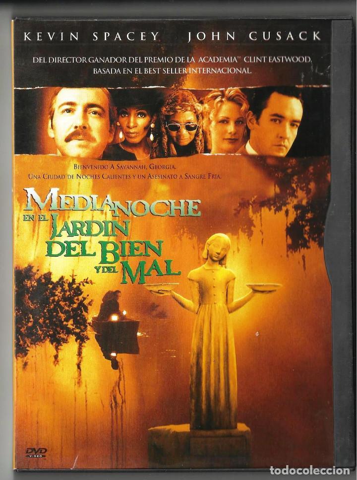MEDIANOCHE EN EL JARDÍN DEL BIEN Y DEL MAL. DVD. CLINT EASTWOOD. (Cine - Películas - DVD)