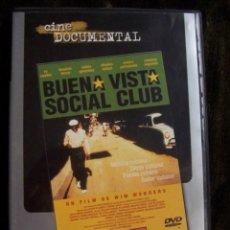 Cine: BUENA VISTA SOCIAL CLUB, DE WIN WENDERS (DOCUMENTAL MÚSICA CUBANA). Lote 112052943