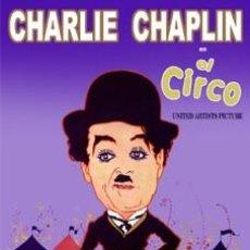 Cine: EL CIRCO - CHARLES CHAPLIN,AL ERNEST GARCIA, MERNA KENNEDY DVD NUEVO. Lote 186368650