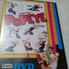 Cine: C1-___PELICULA DVD POPEYE ,VOLUMEN3. Lote 112092551