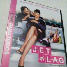 Cine: C1-___PELICULA DVD, JET LAG ,LA GUERRA DE SEXOS MAS SEDUCTORA. Lote 112092875