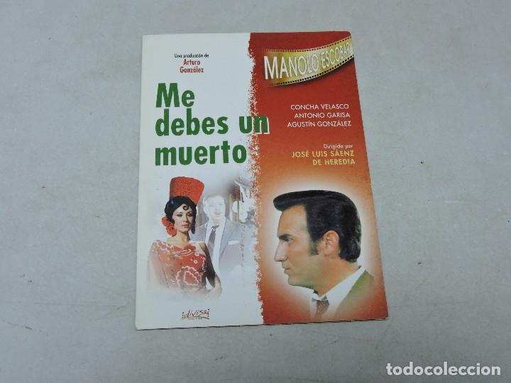 ME DEBES UN MUERTO DVD (Cine - Películas - DVD)