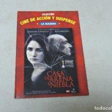 Cine: CASA DE ARENA Y NIEBLA DVD. Lote 112114795