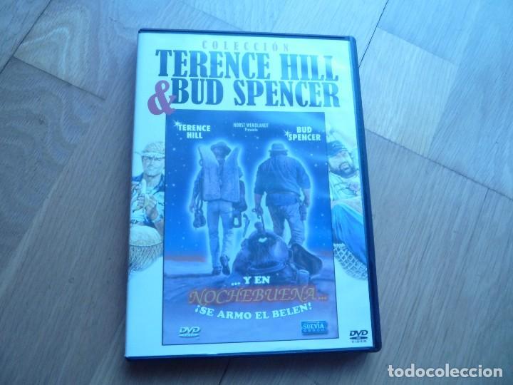 Y EN NOCHEBUENA SE ARMO EL BELEN,BUD SPENCER & TERENCE HILL. (Cine - Películas - DVD)
