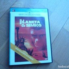 Cine: EL PLANETA DE LOS SIMIOS,COLECCIÓN EL MUNDO.. Lote 112204847