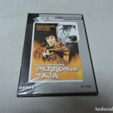 Cine: PERROS DE PAJA DVD. Lote 112241387