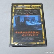 Cine: PARANORMAL ACTIVITY DVD. Lote 112249075