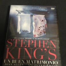 Cine: STEPHEN KINGS ( DVD PROCEDENTE VIDEOCLUB ). Lote 112249851