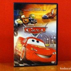 Cine: CARS DISNEY PIXAR DVD NUEVO. Lote 112282691