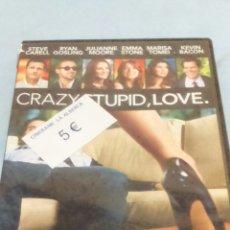 Cine: DVD. CRANK, STUPID, LOVE. DESCATALOGADA.. Lote 112323923