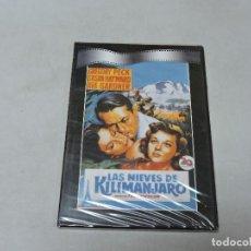 Cine: LAS NIEVES DEL KILIMANJARO DVD. Lote 112446247