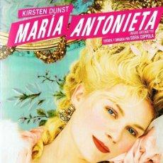 Cinéma: DVD MARIA ANTONIETA KIRSTEN DUNST. Lote 112466359