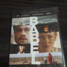 Cine: BABEL ( DVD NUEVO PRECINTADO ). Lote 112469658
