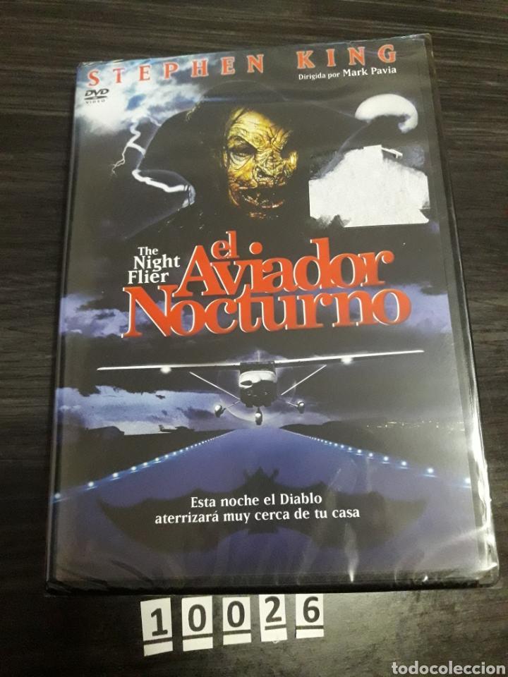 EL AVIADOR NOCTURNO ( DVD NUEVO PRECINTADO ) (Cine - Películas - DVD)