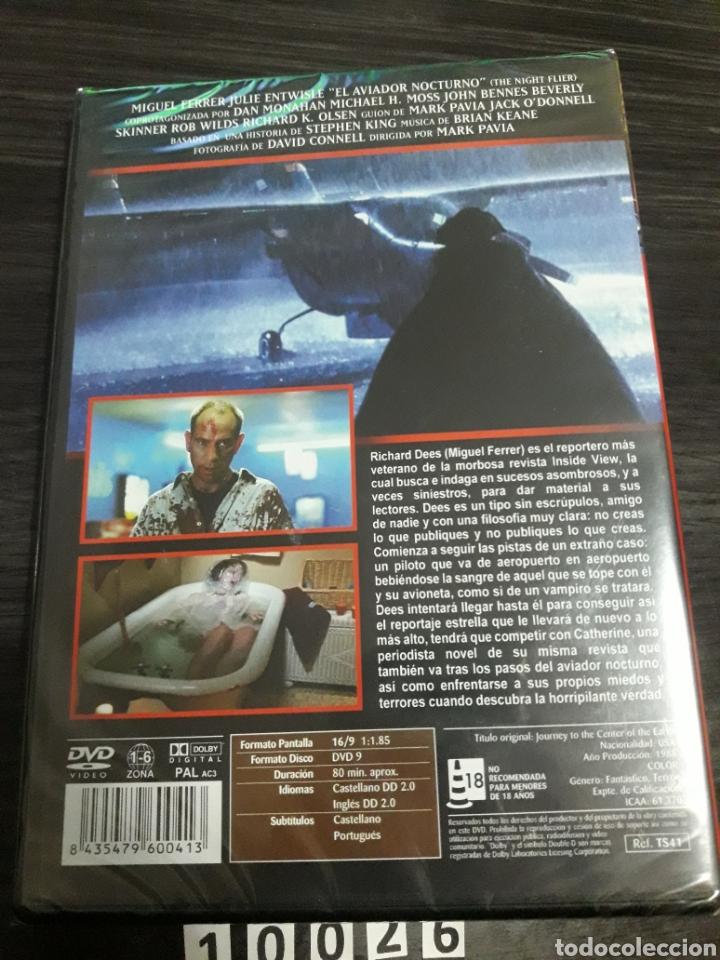 Cine: El aviador nocturno ( dvd nuevo precintado ) - Foto 2 - 112470694