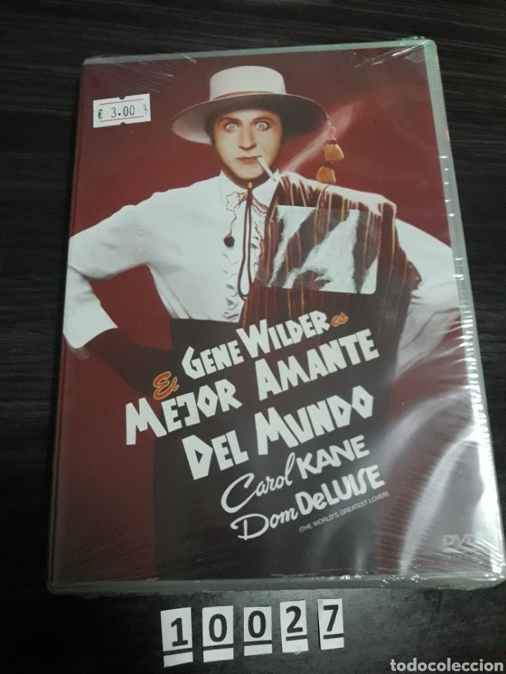 EL MEJOR AMANTE DEL MUNDO ( DVD NUEVO PRECINTADO ) (Cine - Películas - DVD)