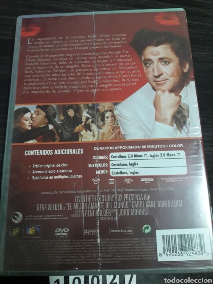 Cine: El mejor amante del mundo ( dvd nuevo precintado ) - Foto 2 - 112470739