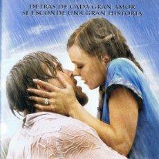 Cine: DVD EL DIARIO DE NOA JAMES GARNER . Lote 120312194