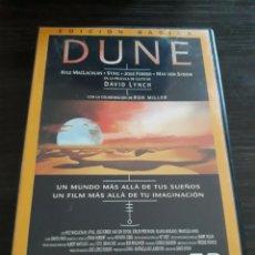 Cine: DUNE ( DVD SEGUNDAMANO ). Lote 112530451