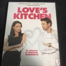 Cine: LOVES KITCHEN ( DVD PROCEDENTE VIDEOCLUB ). Lote 112543486