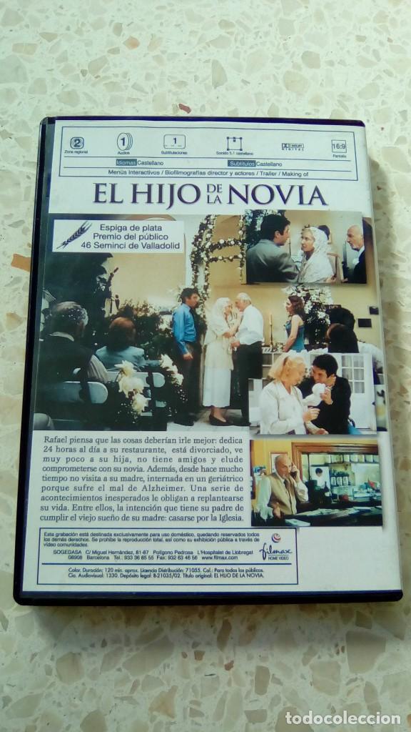 Cine: EL HIJO DE LA NOVIA - Foto 2 - 112556967