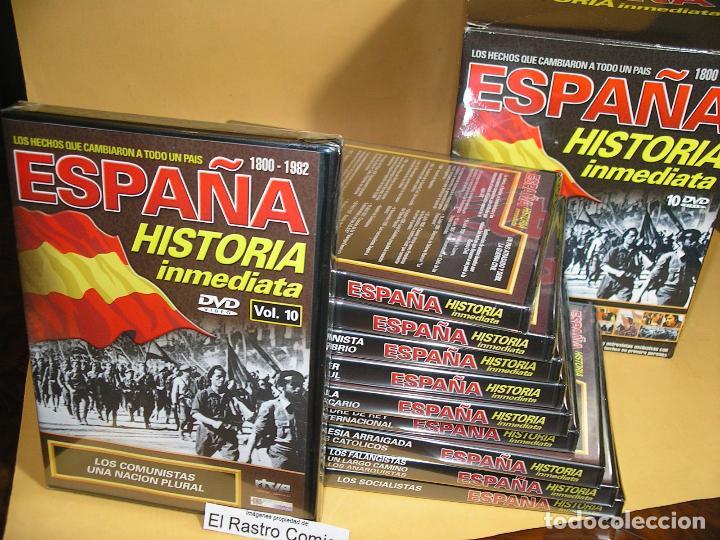 Resultado de imagen de España historia inmediata