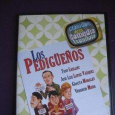 Cine: LOS PEDIGÜEÑOS DVD TONY LEBLANC - GRACITA MORALES - LOPEZ VAZQUEZ - VENANCIO MURO. Lote 112579667