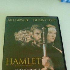 Cine: HAMLET (DVD PROCEDENTE DE VIDEOCLUB). Lote 112634063