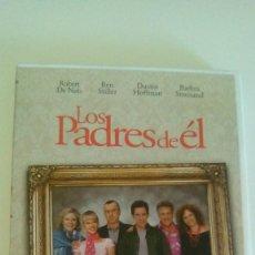 Cine: LOS PADRES DE EL (DVD PROCEDENTE DE VIDEOCLUB). Lote 112634583