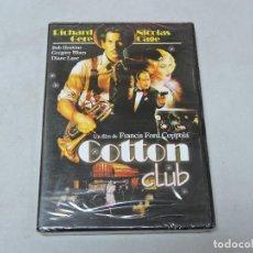Cine: COTTON CLUB DVD. Lote 182559201