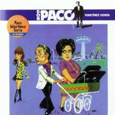 Cine: DVD EL PADRE DE LA CRIATURA PACO MARTINEZ SORIA. Lote 112699579