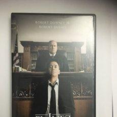 Cine: EL JUEZ DVD. Lote 112758910