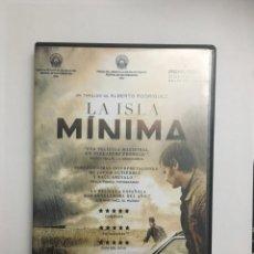 Cine: LA ISLA MÍNIMA DVD. Lote 112759404