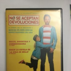 Cine: NO SE ACEPTAN DEVOLUCIONES DVD. Lote 112759446