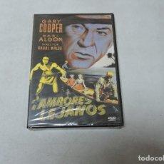 Cine: TAMBORES LEJANOS DVD. Lote 182695712