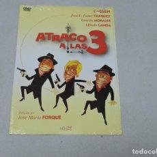 Cine: ATRACO A LAS 3 DVD. Lote 182695686