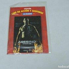Cine: ASESINO DVD. Lote 112936591